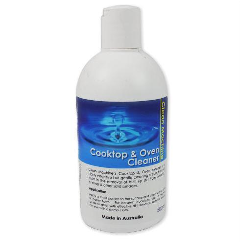 Clean Machine Oven  Ceramic Cook Top Cleaner