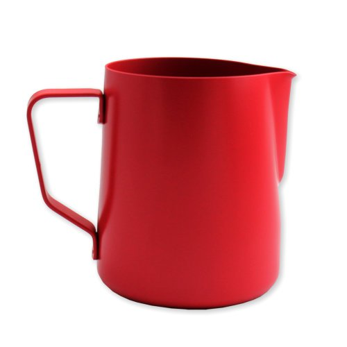 Rhinowares Stealth Milk Pitcher - Red