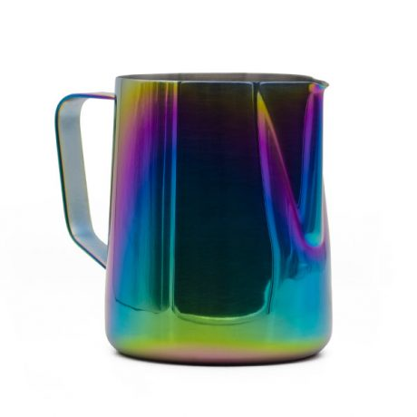 Ten Mile Milk Jug - Iridescent