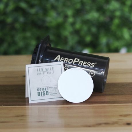 AeroPress & Ten Mile Disk Bundle