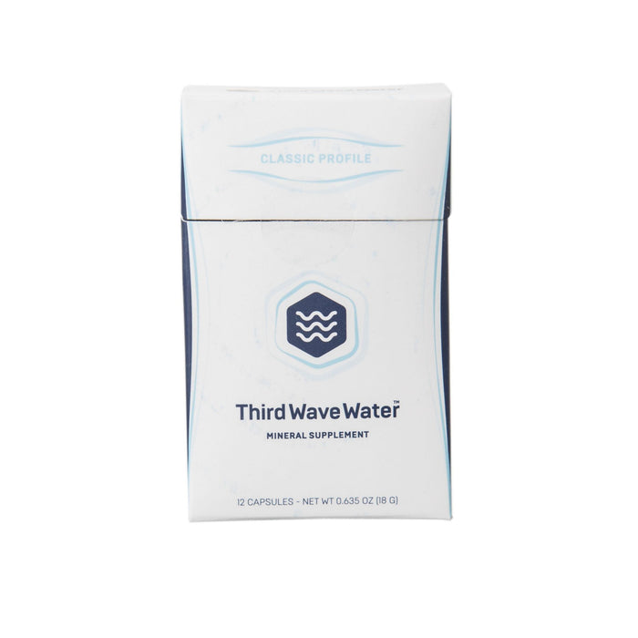 Third Wave Water - Classic 4L (12 Capsules)