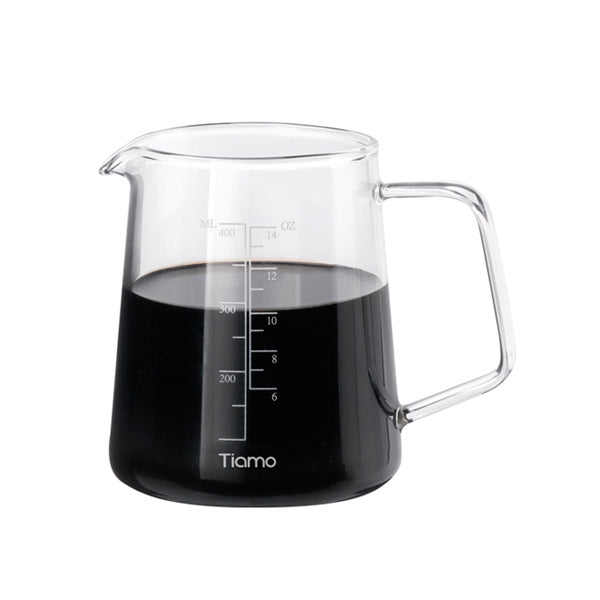 Tiamo Glass Range Server