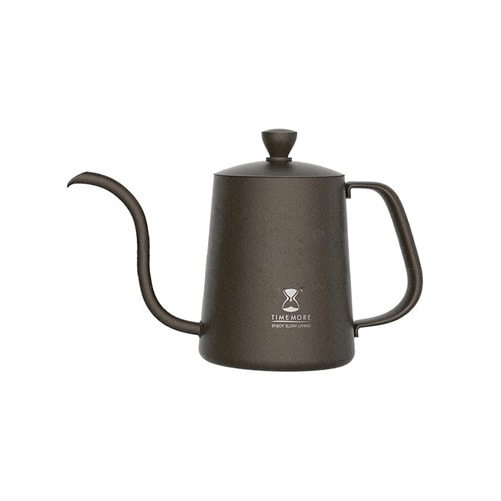 Timemore Fish Black Pour Over Coffee Kettle