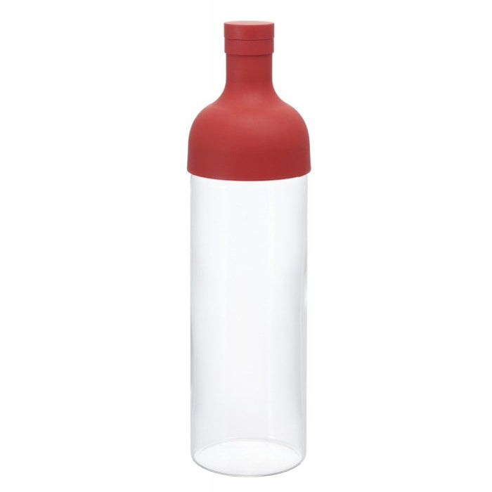 Hario Cold Brew Tea 'Filter in Bottle' Red 750ML