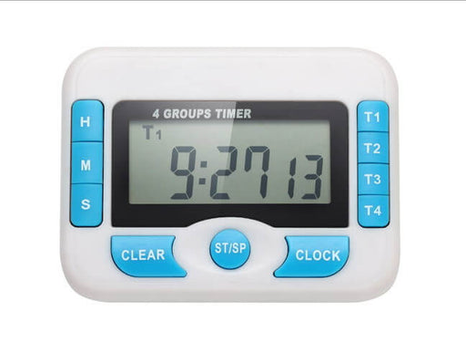 Digital Timer 4 Group