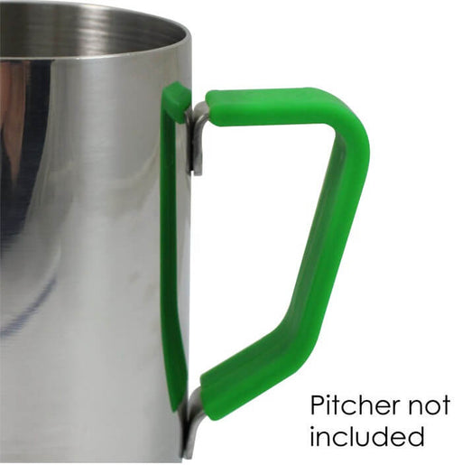Silicone Pitcher Handle Grip - Green