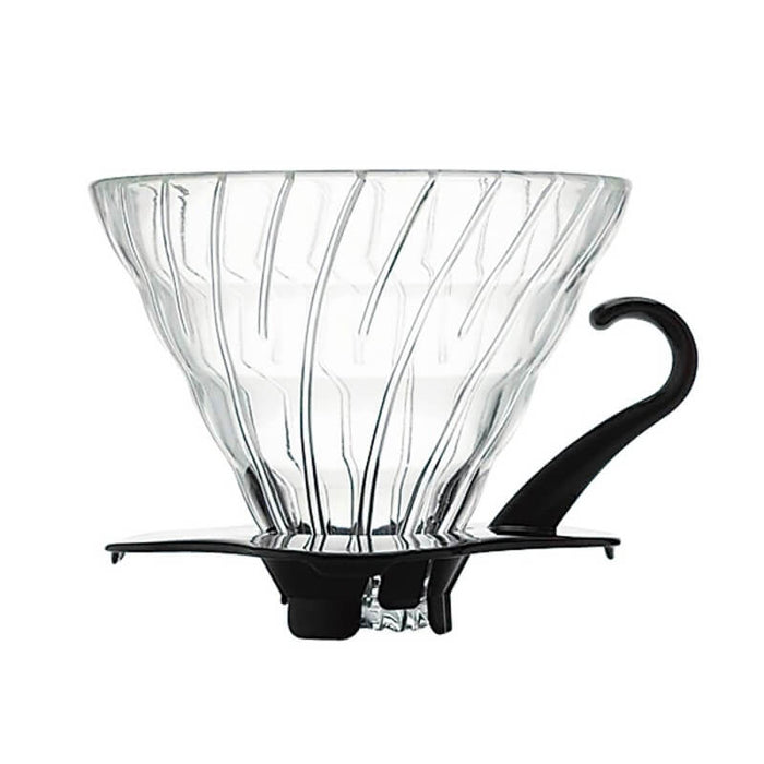 Hario Glass V60 - Black
