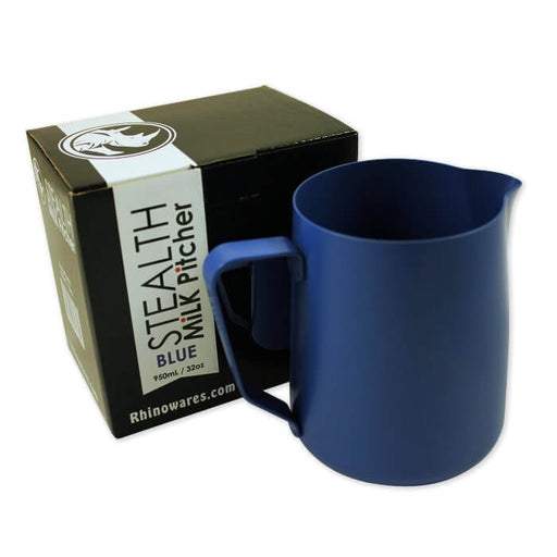 Rhinowares Stealth Jug 950ml/32oz-Blue