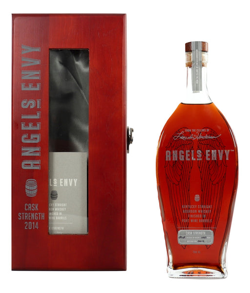 Angel's Envy Cask Strength 2014
