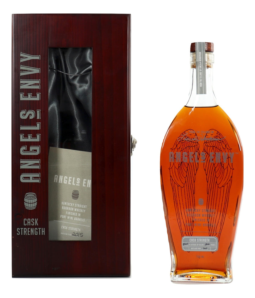Angel's Envy Cask Strength 2015