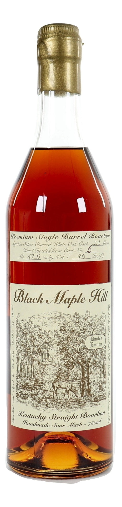 Black Maple Hill 21 Year Old Single Barrel Bourbon For Sale - NativeSpiritsOnline