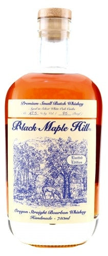 Black Maple Hill Oregon Bourbon - NativeSpiritsOnline