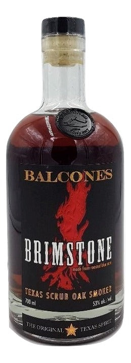 Balcones Brimstone Whisky - NativeSpiritsOnline