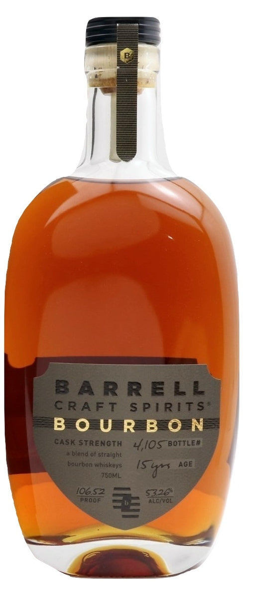 Barrell Bourbon 15 Year Old 106.52 Proof