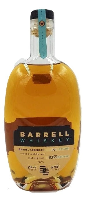Barrell Whiskey Batch 001 For Sale - NativeSpiritsOnline
