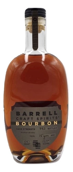 Barrell Bourbon 15 Year Old For Sale - NativeSpiritsOnline