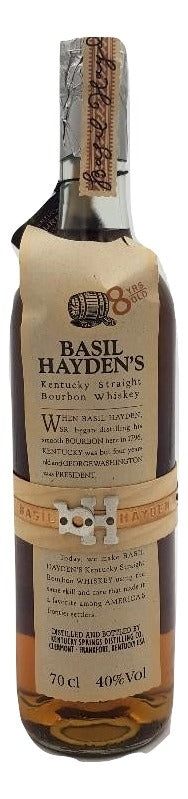Basil Hayden's 8 Year Old Kentucky Straight Bourbon For Sale - NativeSpiritsOnline