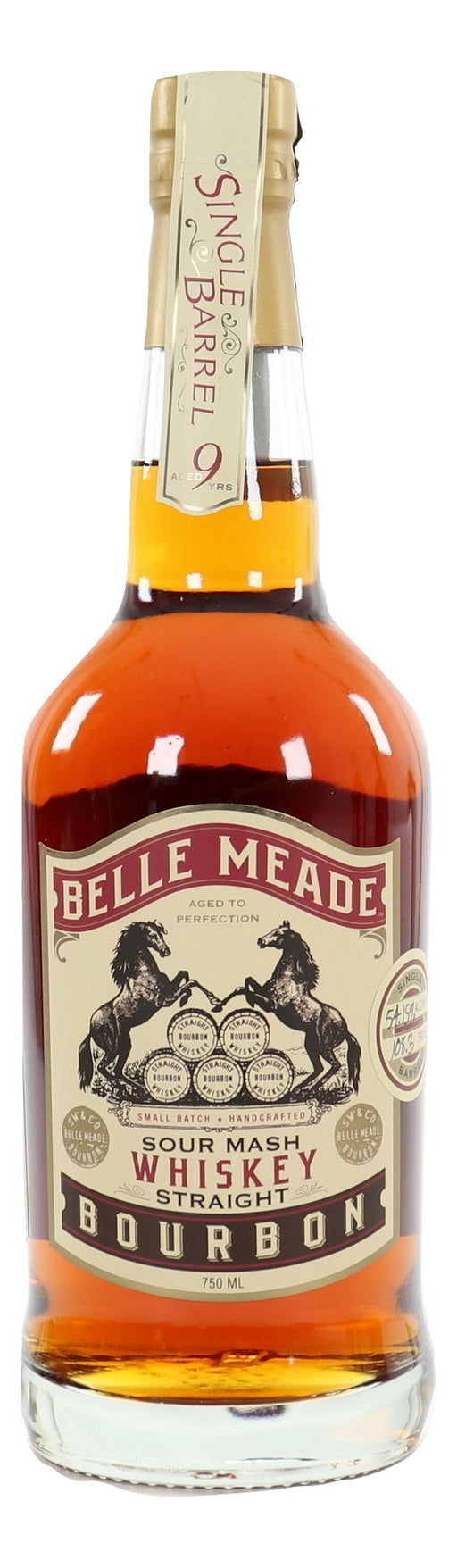 Belle Meade Single Barrel Bourbon 9 Year Old - Barrel 669