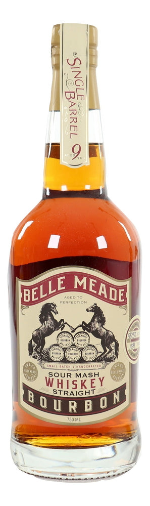 Belle Meade Single Barrel Bourbon 9 Year Old - Barrel 670