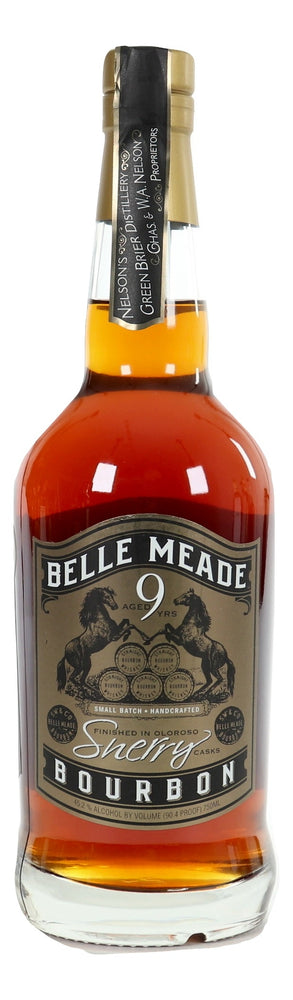 Belle Meade 9 Year Old Sherry Finish For Sale - NativeSpiritsOnline