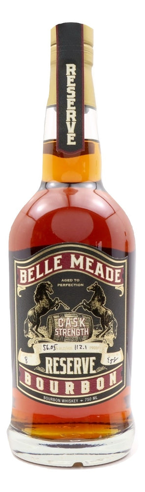 Belle Meade Cask Strength Reserve Bourbon Batch 8 For Sale - NativeSpiritsOnline