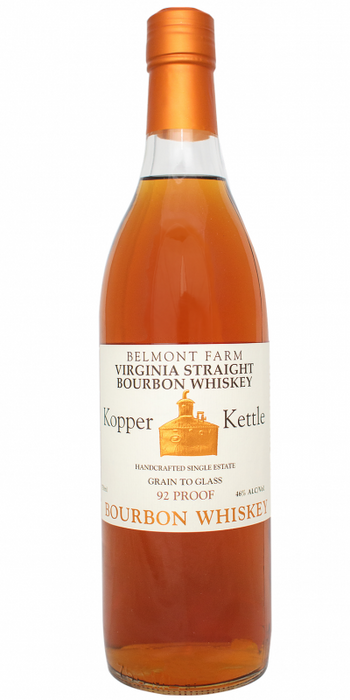 Belmont Farm Kopper Kettle Bourbon