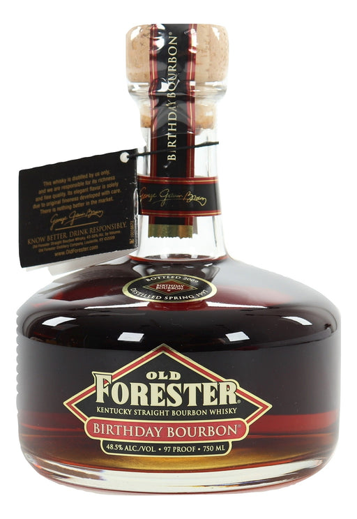 Old Forester Birthday Bourbon 2009