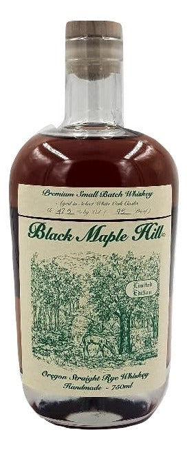 Black Maple Hill Oregon Rye For Sale - NativeSpiritsOnline
