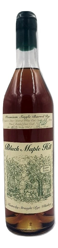 Black Maple Hill Rye 18 Year Old Rye For Sale - NativeSpiritsOnline