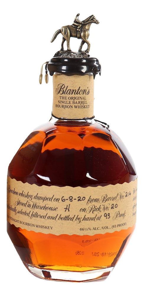 Blanton's Original Single Barrel 2020 - With Bag