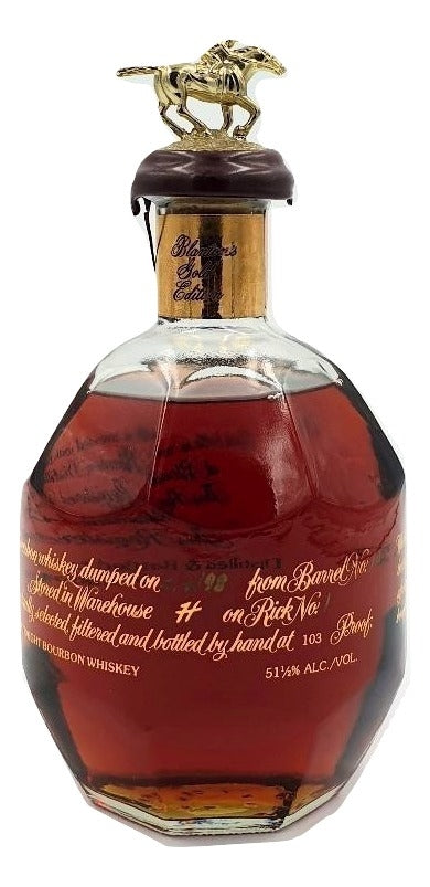 Blanton's Gold Edition 1998 For Sale - NativeSpiritsOnline