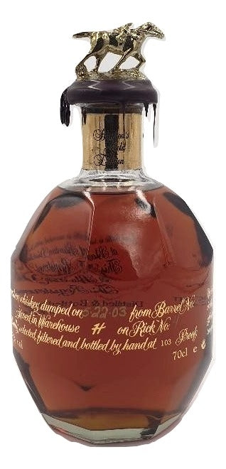 Blanton's Gold Edition 2003