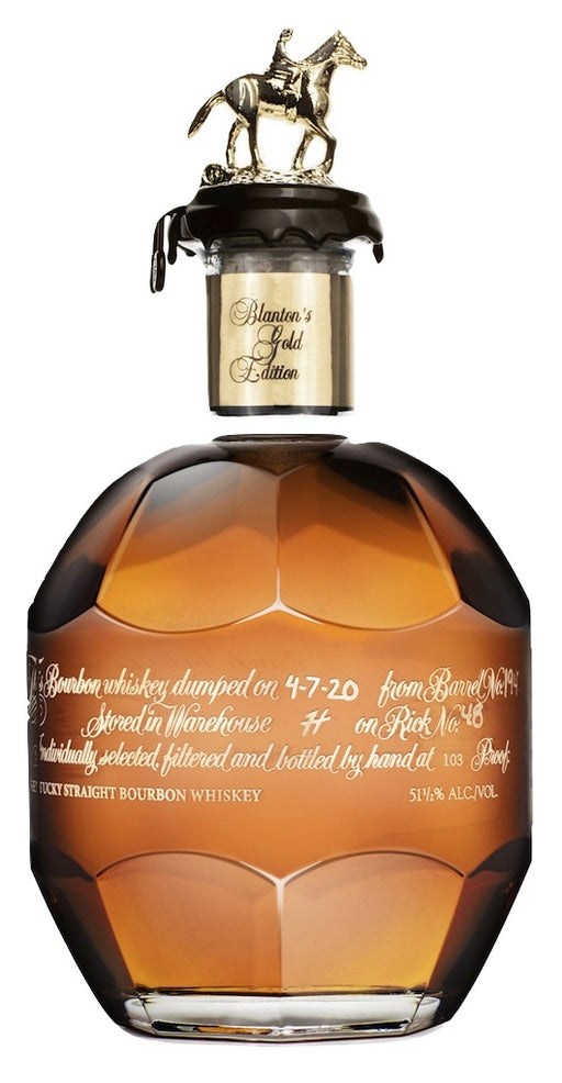 Blanton's Gold Edition For Sale - NativeSpiritsOnline