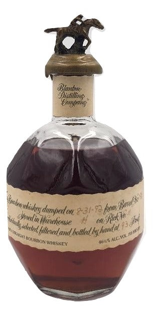 Blanton's Original Single Barrel 1992 For Sale - NativeSpiritsOnline