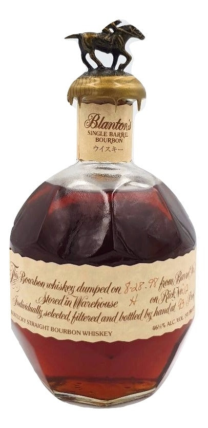 Blanton's Original Single Barrel 1998 Japanese Import For Sale - NativeSpiritsOnline