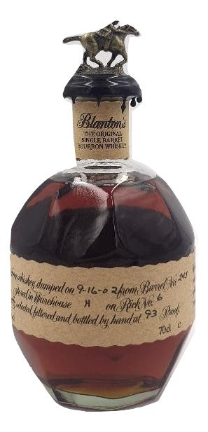 Blanton's Original Single Barrel 2002 For Sale - NativeSpiritsOnline