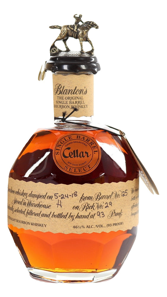 Blanton's Original Single Barrel 2018 - Store Pick