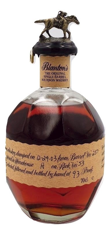 Blanton's Original Single Barrel 2003 For Sale - NativeSpiritsOnline