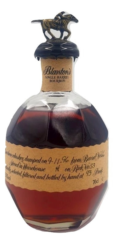 Blanton's Original Single Barrel 1996 For Sale - NativeSpiritsOnline