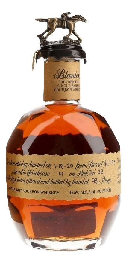 Blanton's Original Single Barrel - NativeSpiritsOnline
