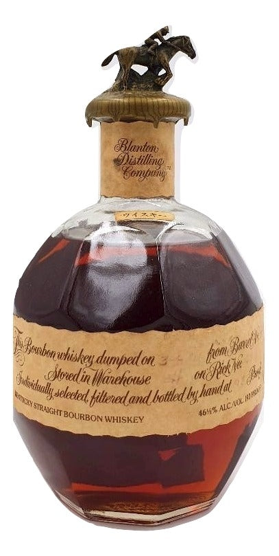 Blanton's Original Single Barrel 1991 For Sale - NativeSpiritsOnline