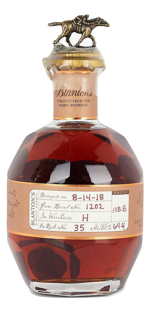 Blanton's Straight From The Barrel - NativeSpiritsOnline