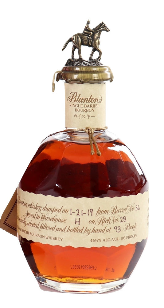 Blanton's Takara Red Single Barrel Bourbon