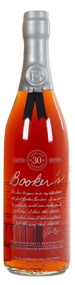 Booker's 30th Anniversary Bourbon For Sale - NativeSpiritsOnline
