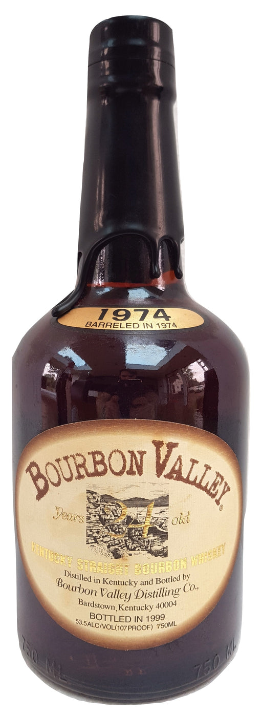 Bourbon Valley 24 Year Old Bourbon For Sale - NativeSpiritsOnline