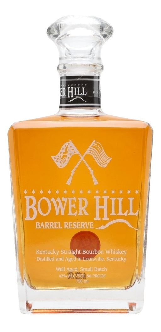 Bower Hill Barrel Reserve For Sale - NativeSpiritsOnline