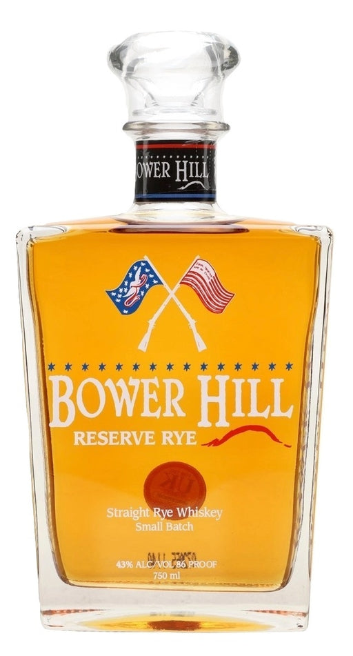 Bower Hill Rye Whiskey For Sale - NativeSpiritsOnline