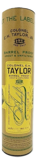 Colonel EH Taylor Barrel Proof 2014 For Sale - NativeSpiritsOnline