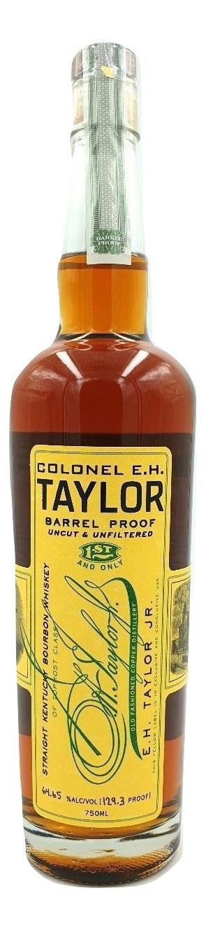 Colonel EH Taylor Barrel Proof 2019 For Sale - NativeSpiritsOnline