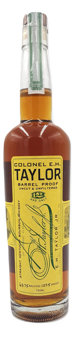 Colonel EH Taylor Barrel Proof 2016 For Sale - NativeSpiritsOnline